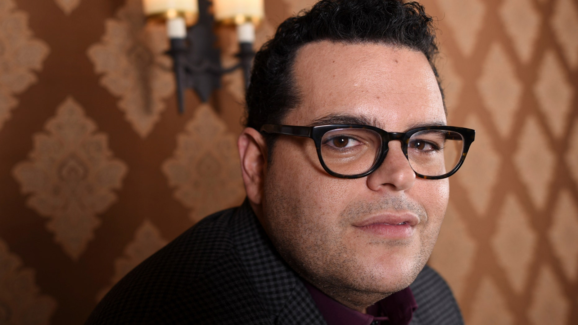 """Beauty and the Beast"" cast member Josh Gad is photographed at the Montage hotel in Beverly Hills, California, U.S. March 5, 2017. REUTERS/Phil McCarten - RTS11KHG"