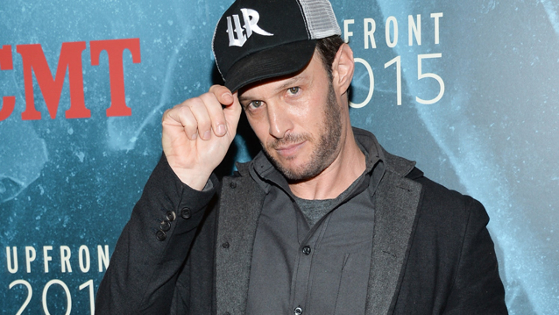 Comedian Josh Wolf attends the 2015 CMT Upfront event at the TimesCenter on Thursday, April 2, 2015, in New York.