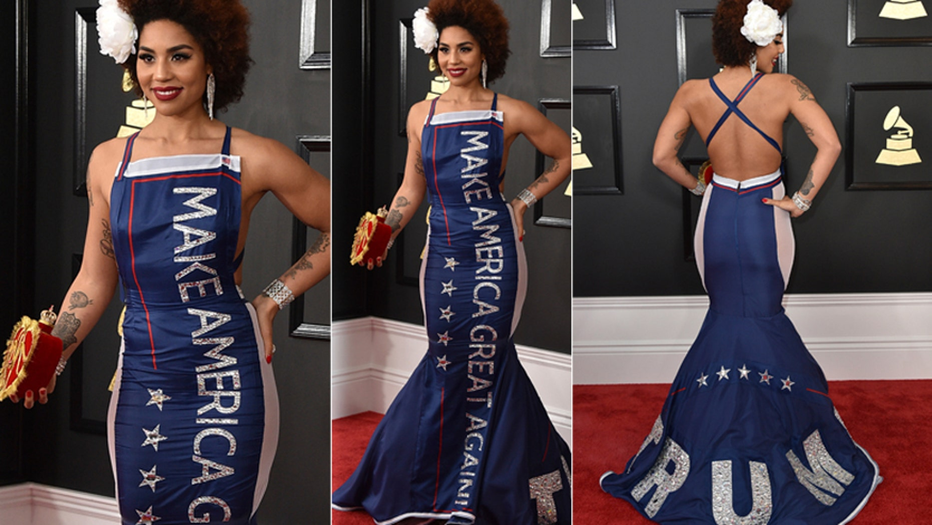 Joy Villa: Video Shows Joy Villa Smacking A Man On The Bottom After