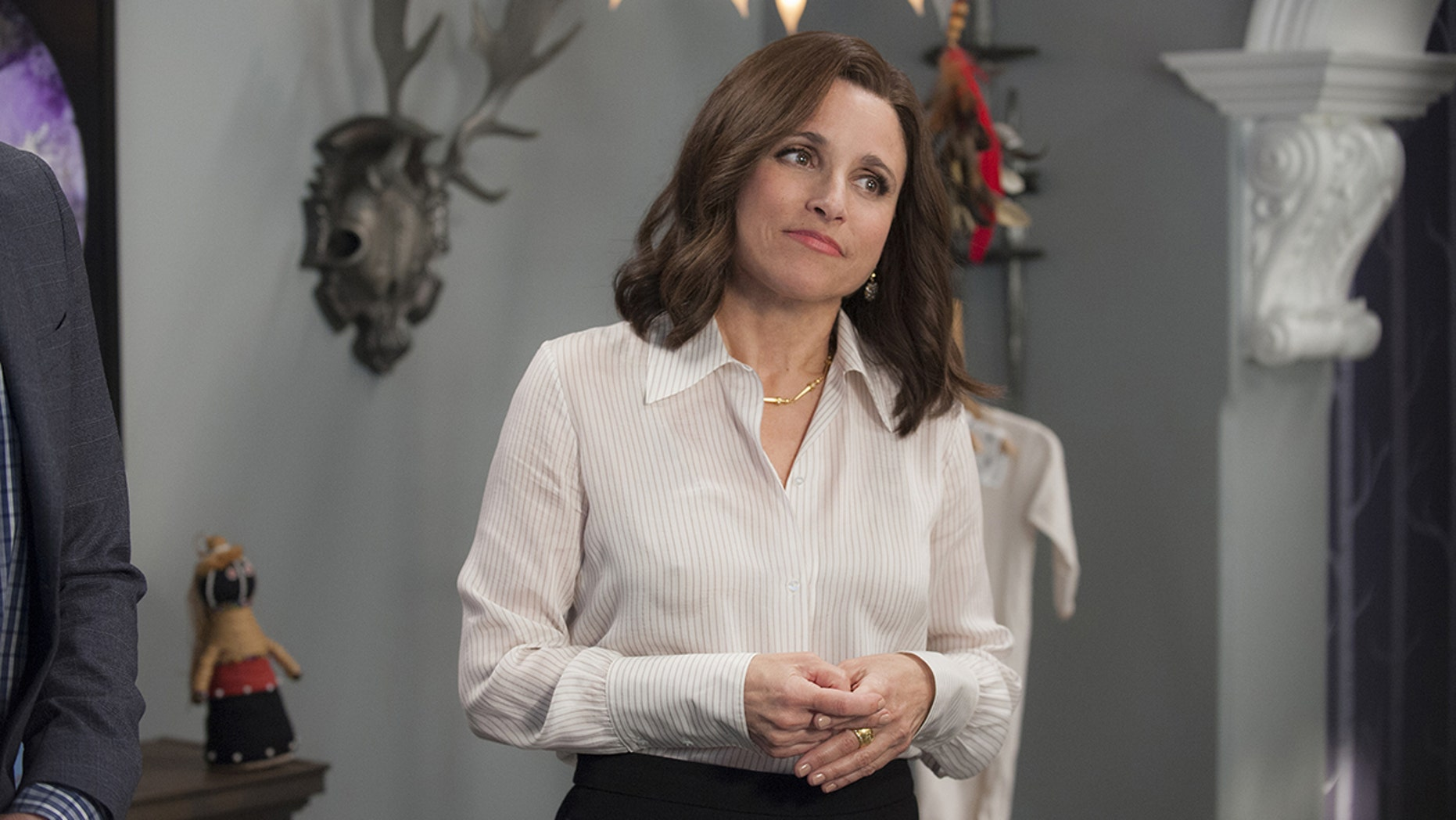 """Julia Louis-Dreyfus, of """"Veep,"""" revealed she recently had surgery."""