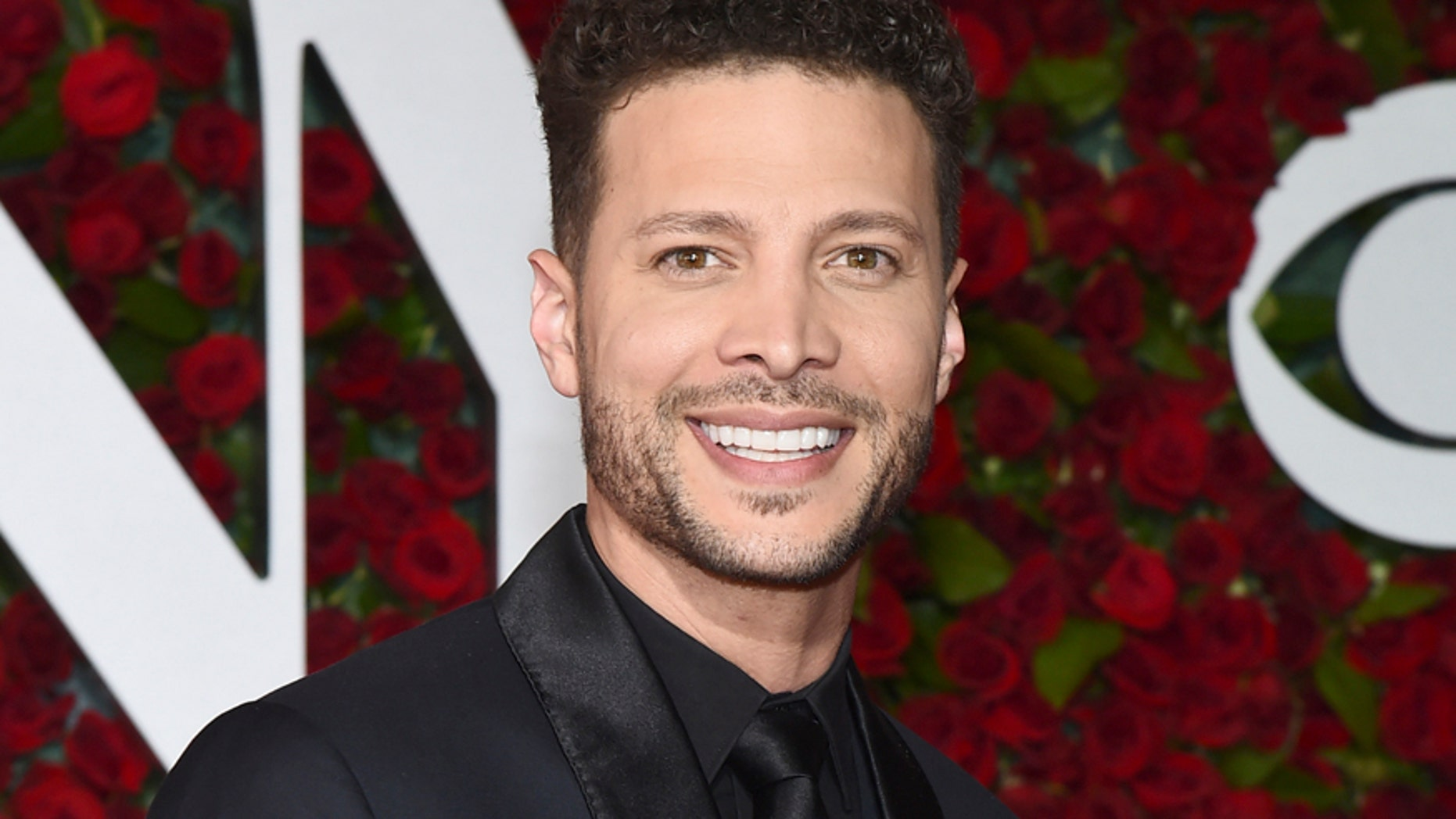 In this June 12, 2016 file photo, Justin Guarini arrives at the Tony Awards in New York.