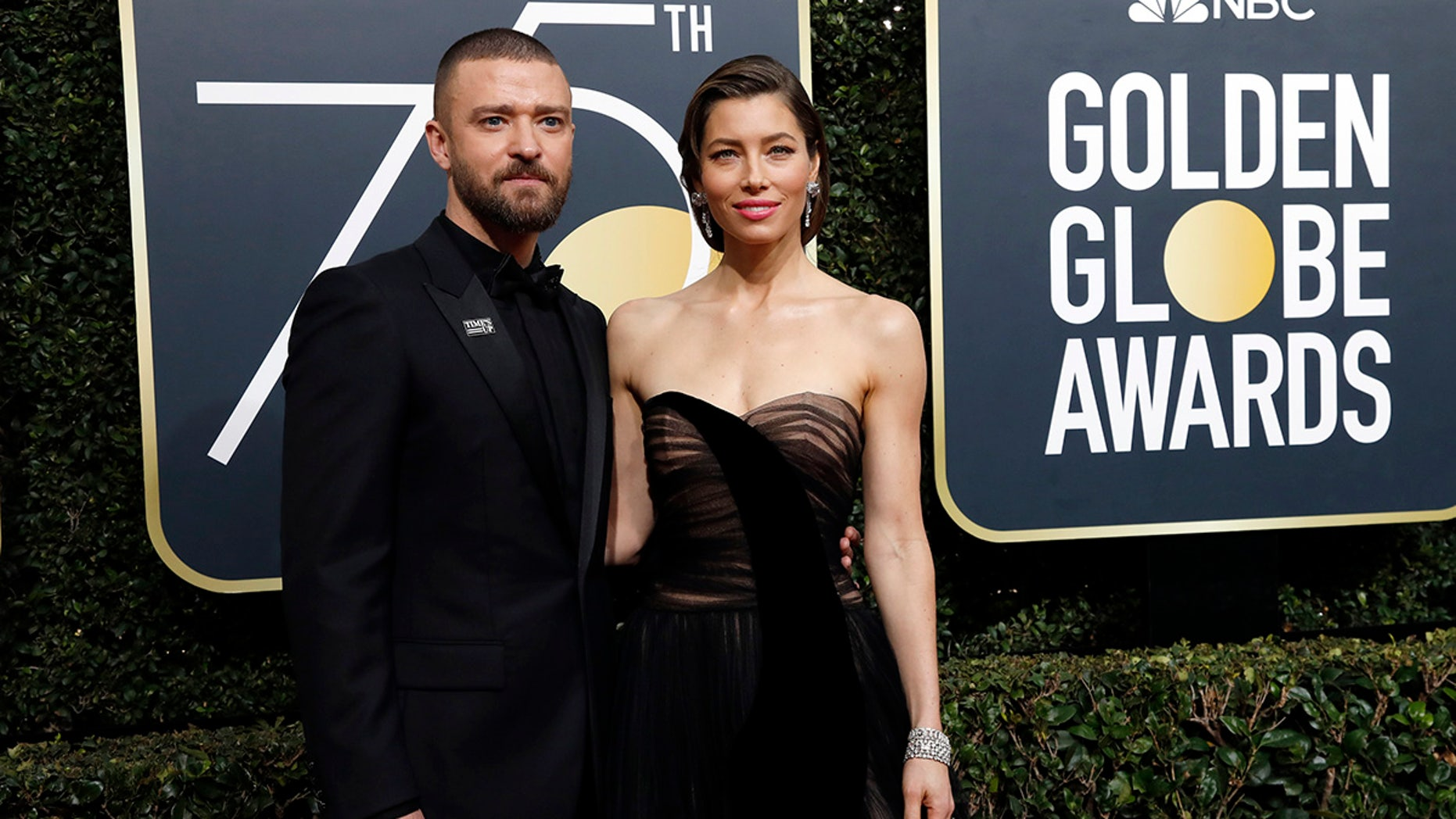 Jessica Biel, here with husband Justin Timberlake, said she's already broaching the topic of sex ed with their son Silas.