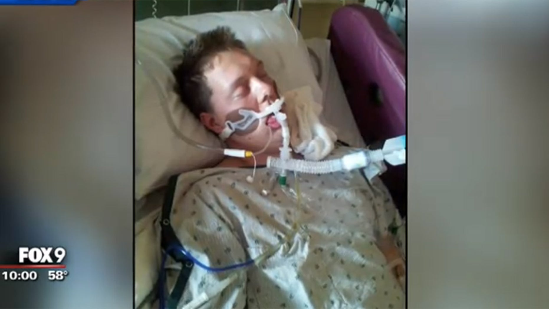 Kyle Donovan estimates he spent $30,000 on K2 before his overdose.