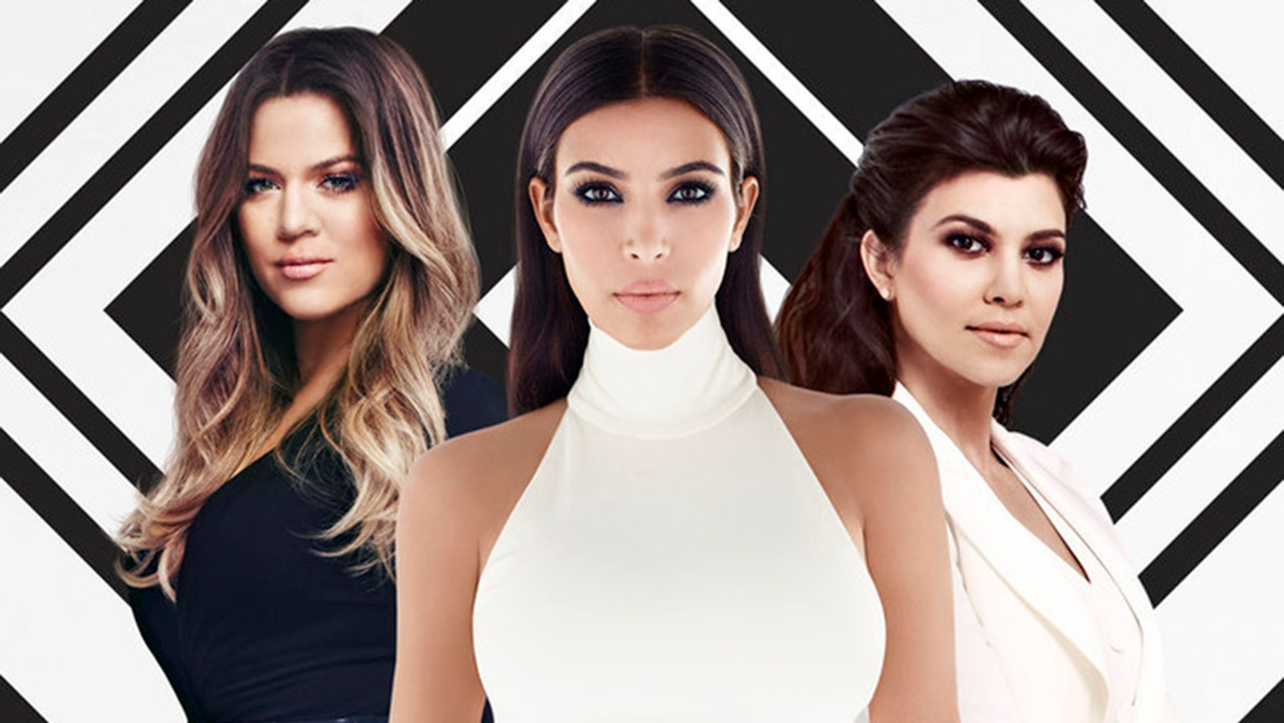 """KEEPING UP WITH THE KARDASHIANS -- Pictured: """"Keeping UP with the Kardashians"""" Key Art -- (Photo by: NBCUniversal)"""