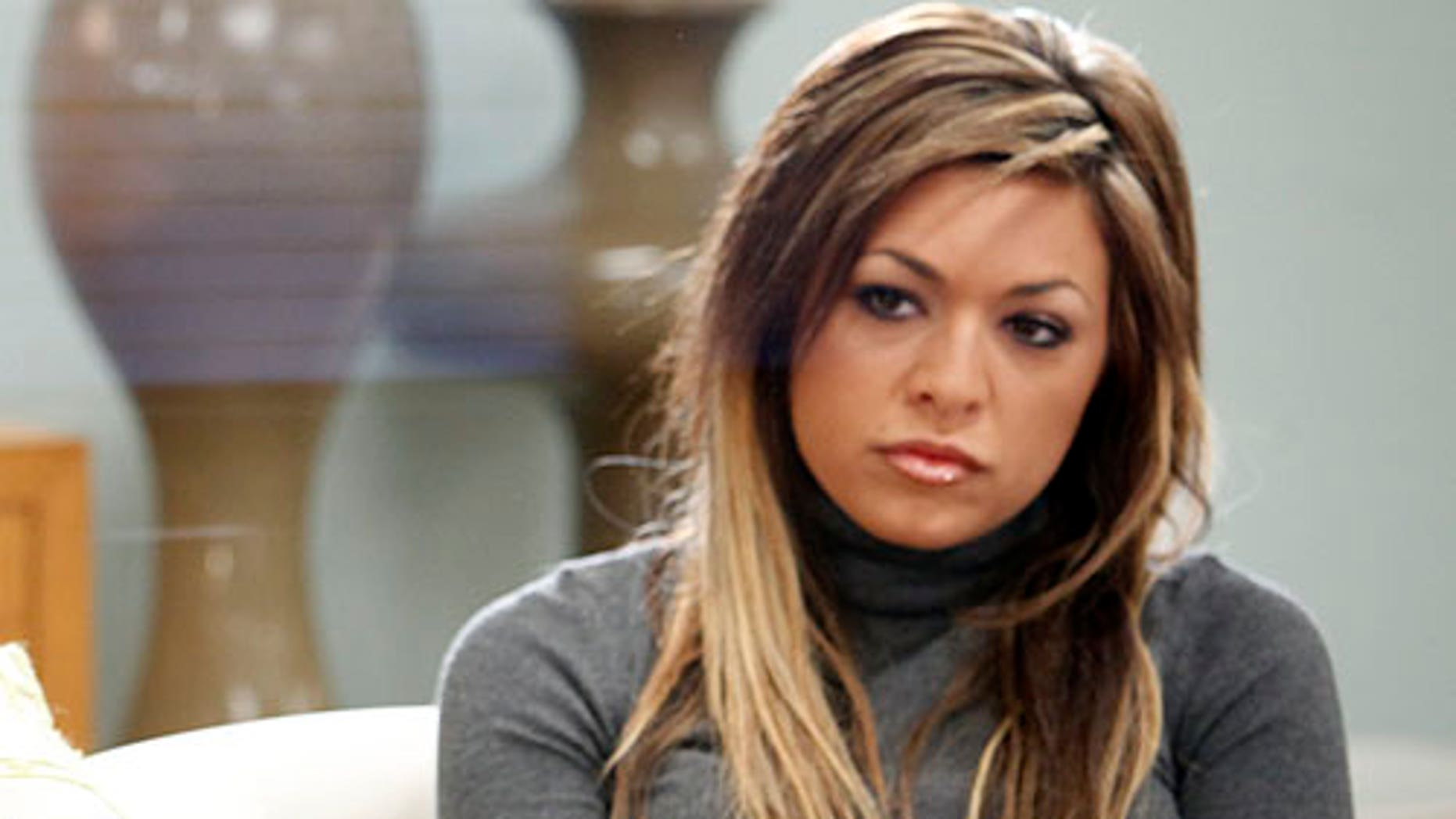 Kari Ann Peniche on 'Sex Rehab With Dr. Drew.' (VH1)