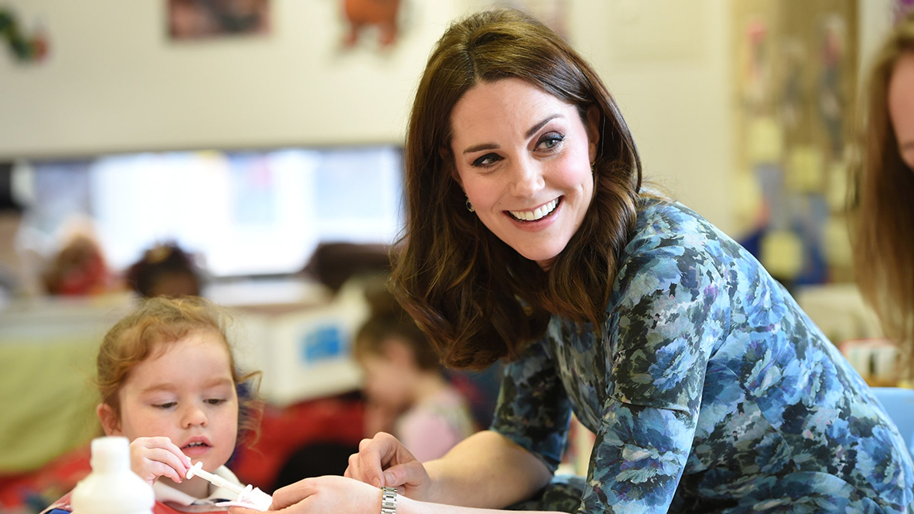 The Duchess of Cambridge has stepped out with a shorter 'do for a sweet reason.