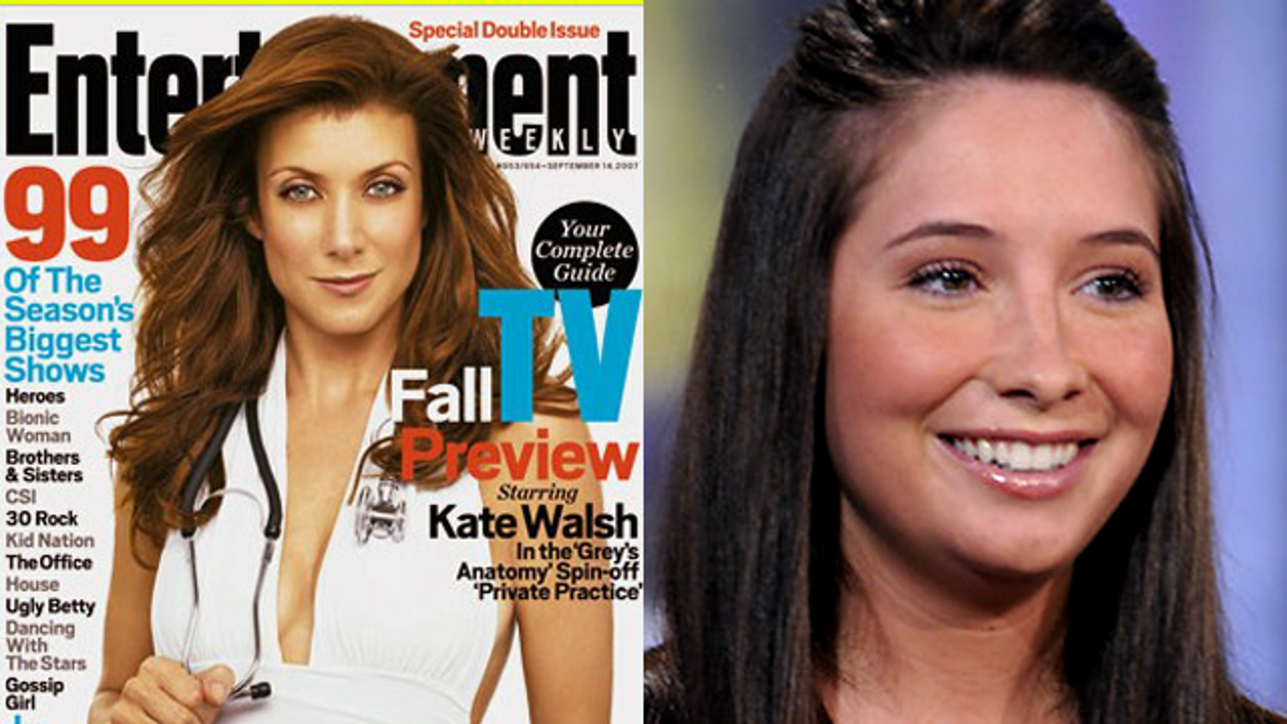 Kate Walsh and Bristol Palin. (EW/ABC)