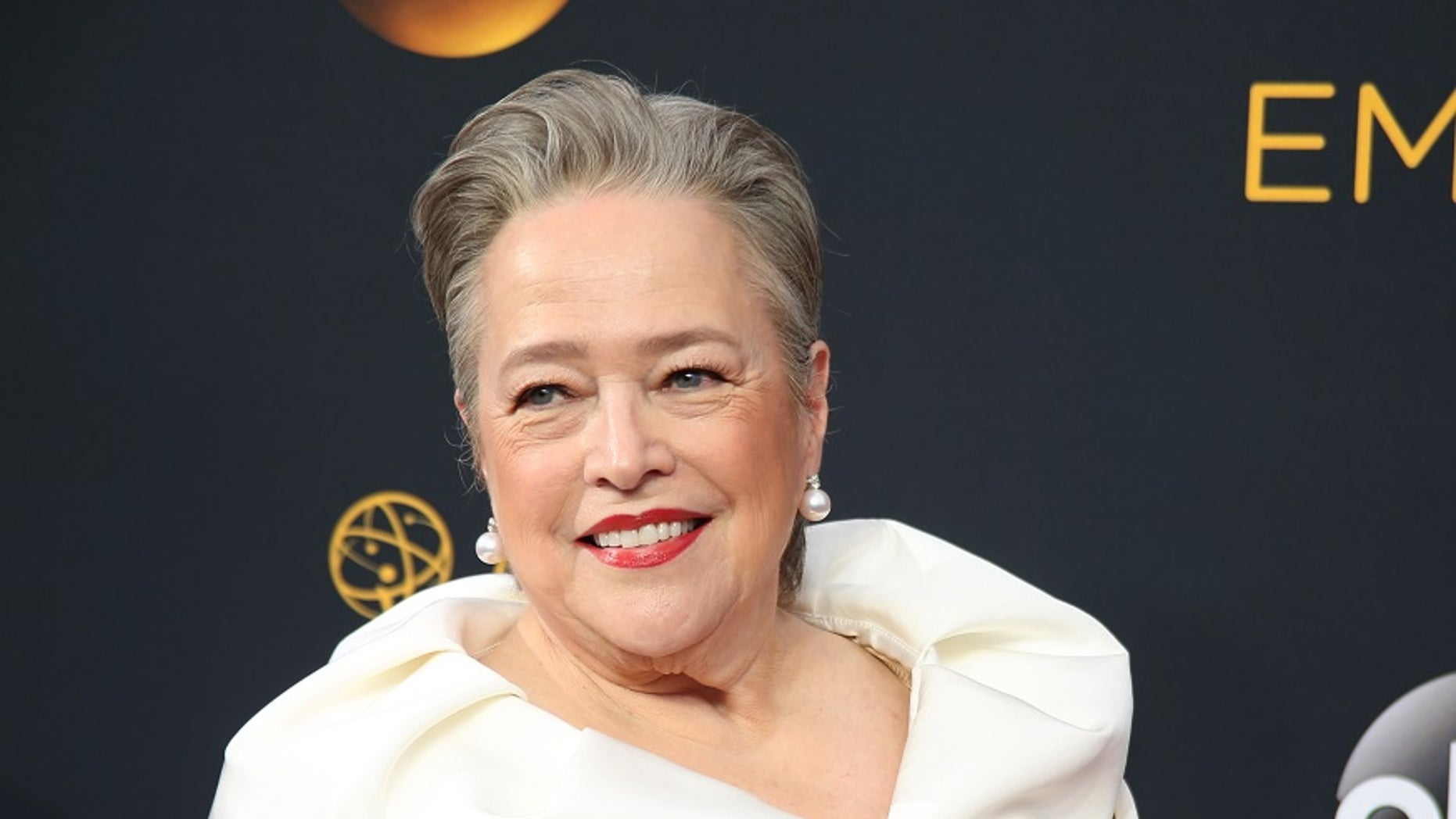 Kathy Bates debuted her shocking new look