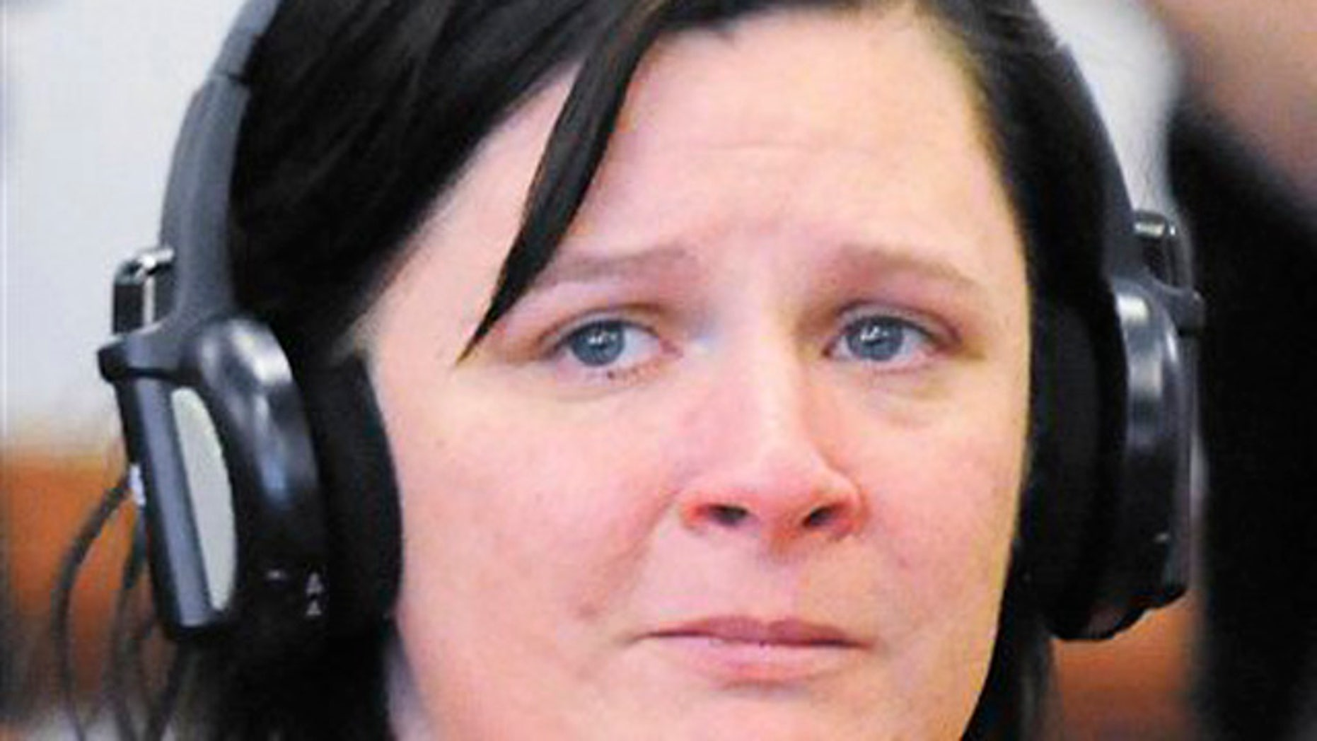 April 19, 2011: In this file photo, Kathy Coy, of Morgantown, Ky., is pictured, who pleaded guilty but mentally ill to killing Jamie Stice, an expectant mother, and taking her baby last year.