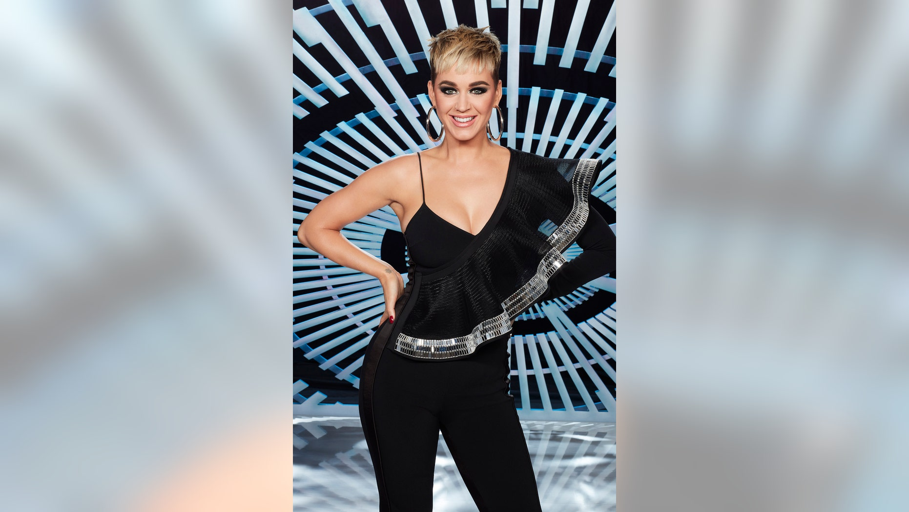 """Katy Perry is one of the judges on ABC's revival of """"American Idol."""""""