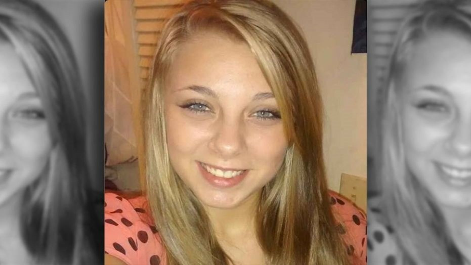 Kaylee Muthart speaks out on her drug abuse and what led her to gouge her eyes out last month.