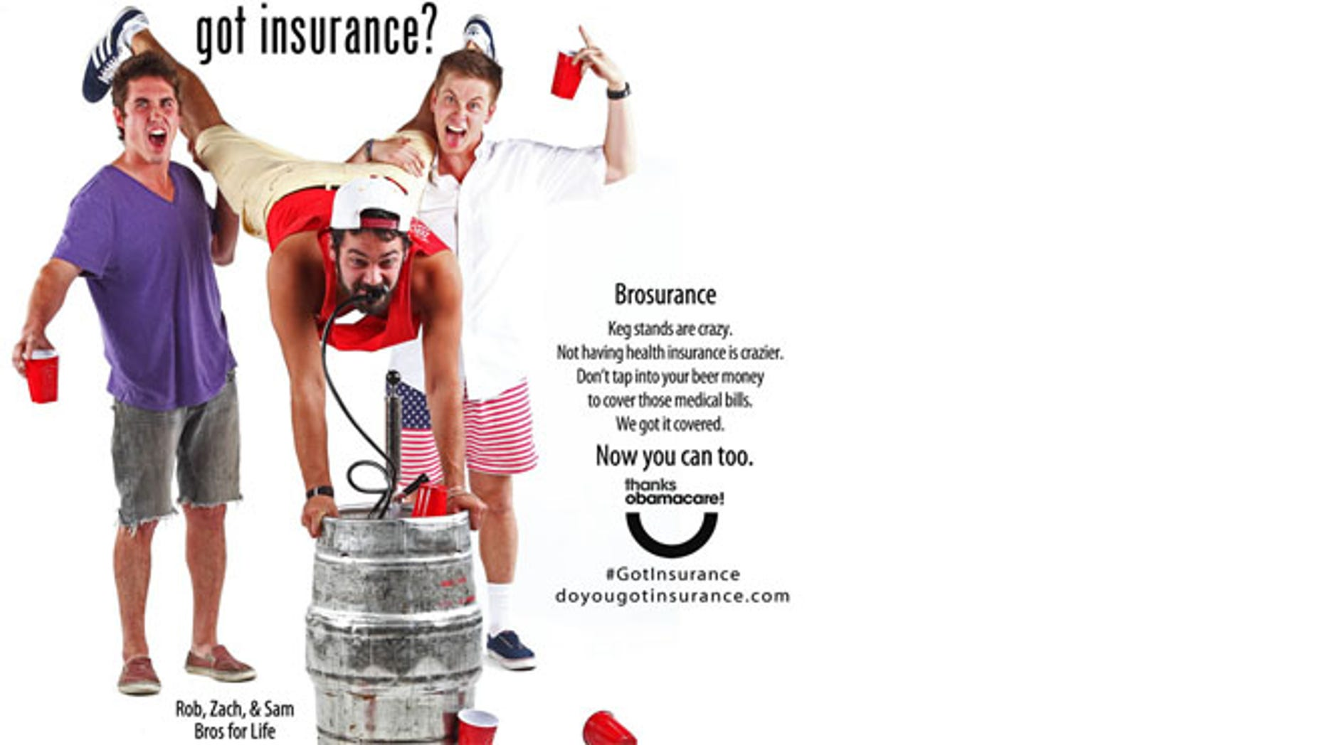 ObamaCare ads running in Colorado via GotInsuranceColorado.org.