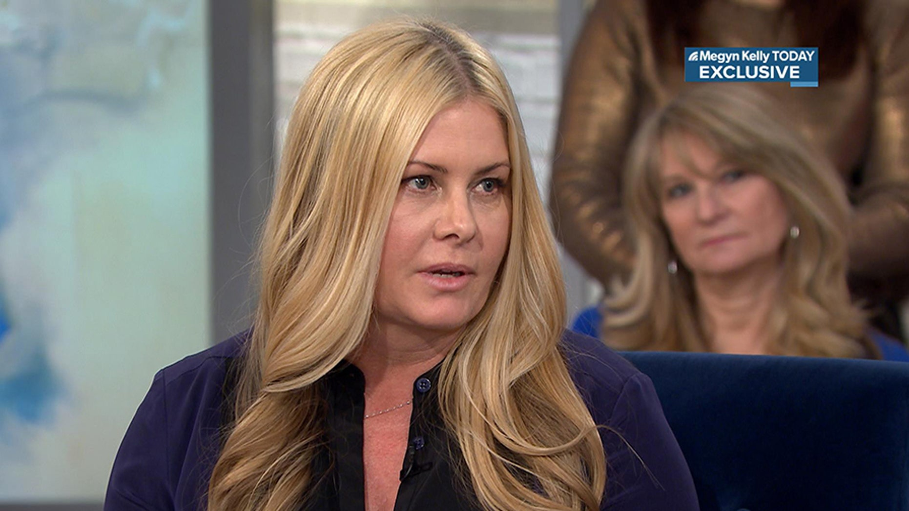Nicole Eggert told Megyn Kelly Scott Baio repeatedly molested her when she was a minor.