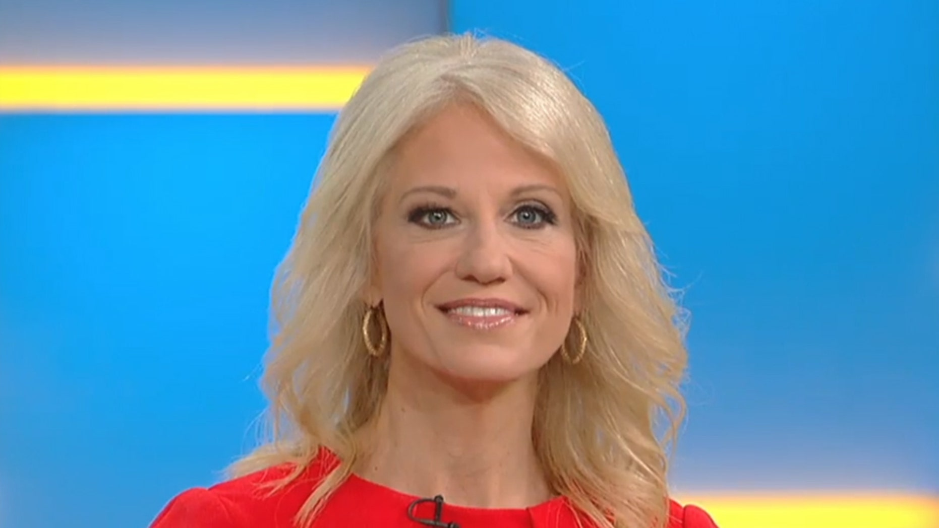 I got physically attacked at a restaurant over politics — Conway to CNN