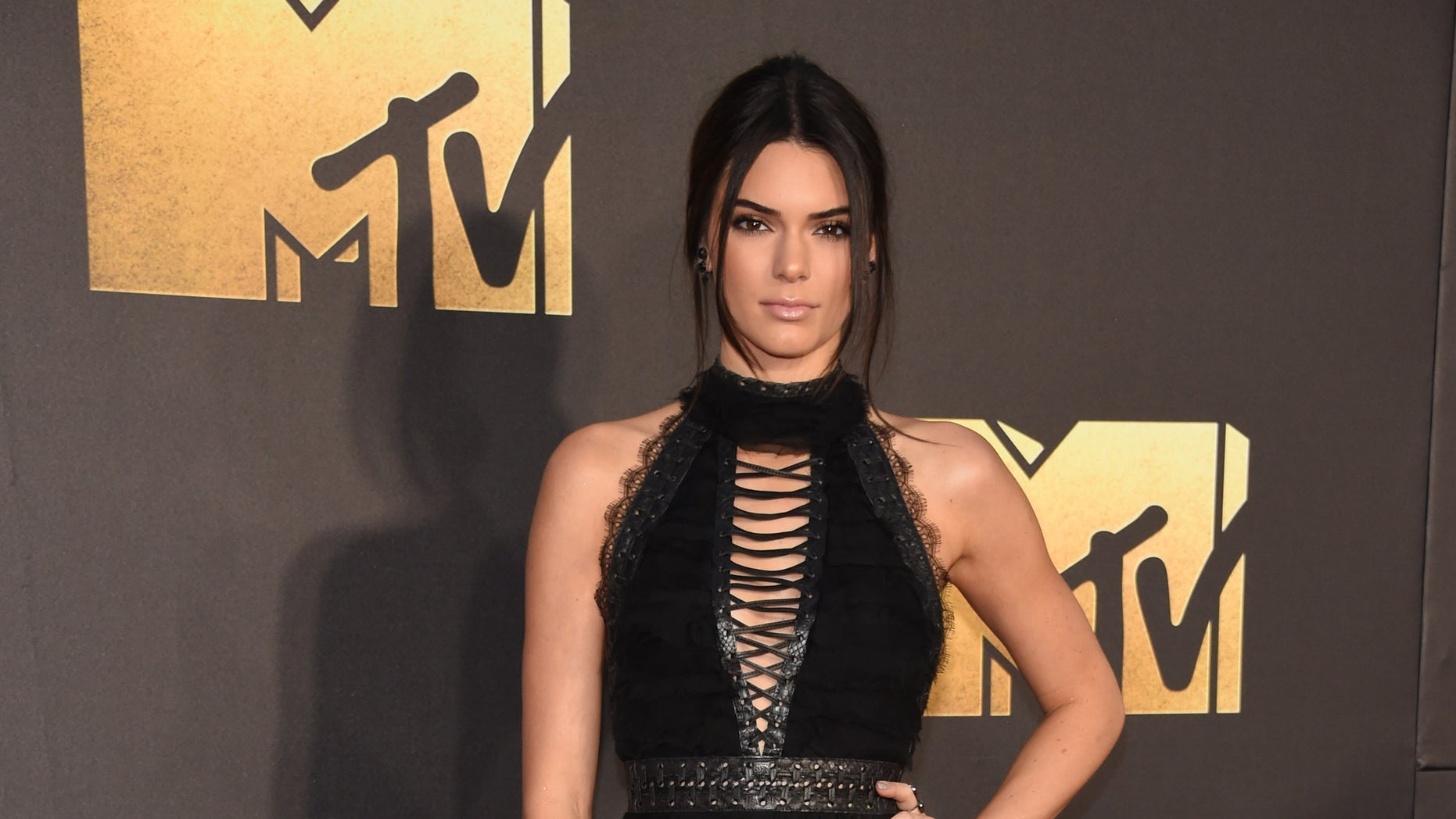 Kendall Jenner at the 2016 MTV Movie Awards.