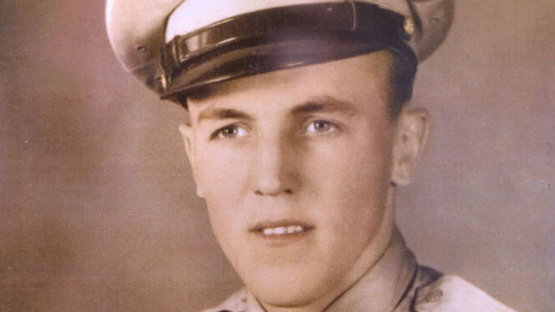 Korean War Army corporal Kenneth Stuck (Clarence Stuck)