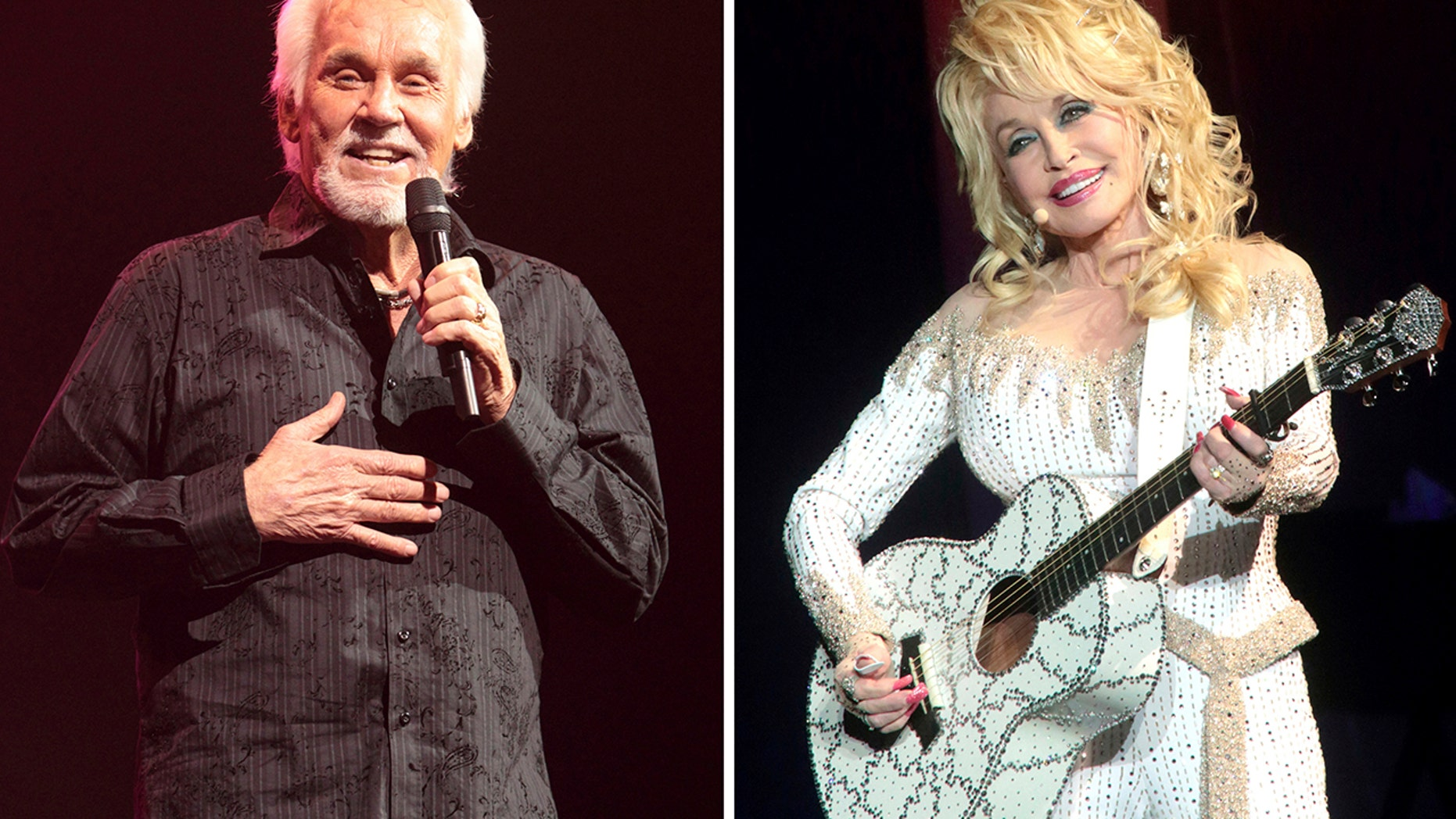 Kenny Rogers, Dolly Parton to sing together one final time | Fox News