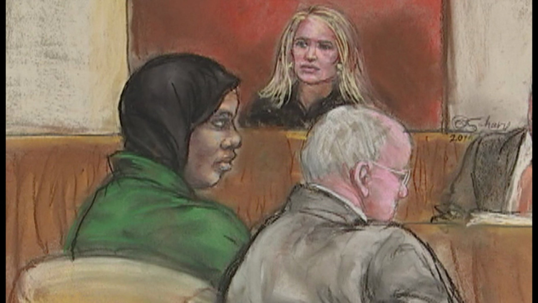 Keonna Thomas pleaded guilty last year to attempting to provide material support to a terror group.