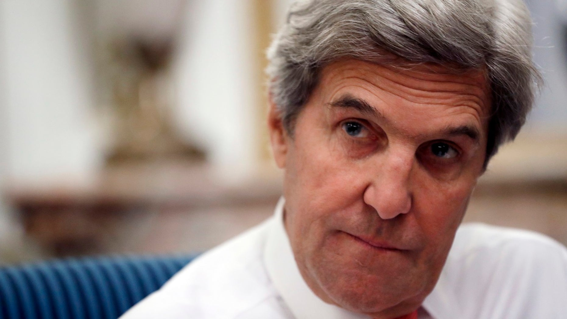 Florida Senator Marco Rubio asked the Department of Justice on Tuesday to determine whether former Secretary of State John Kerry violated federal laws by holding meetings with the Iranian foreign minister.