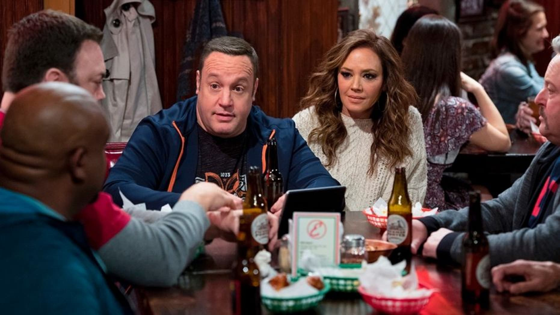 "The CBS show ""Kevin Can Wait"" starring Kevin James and Leah Remini has reportedly been canceled."