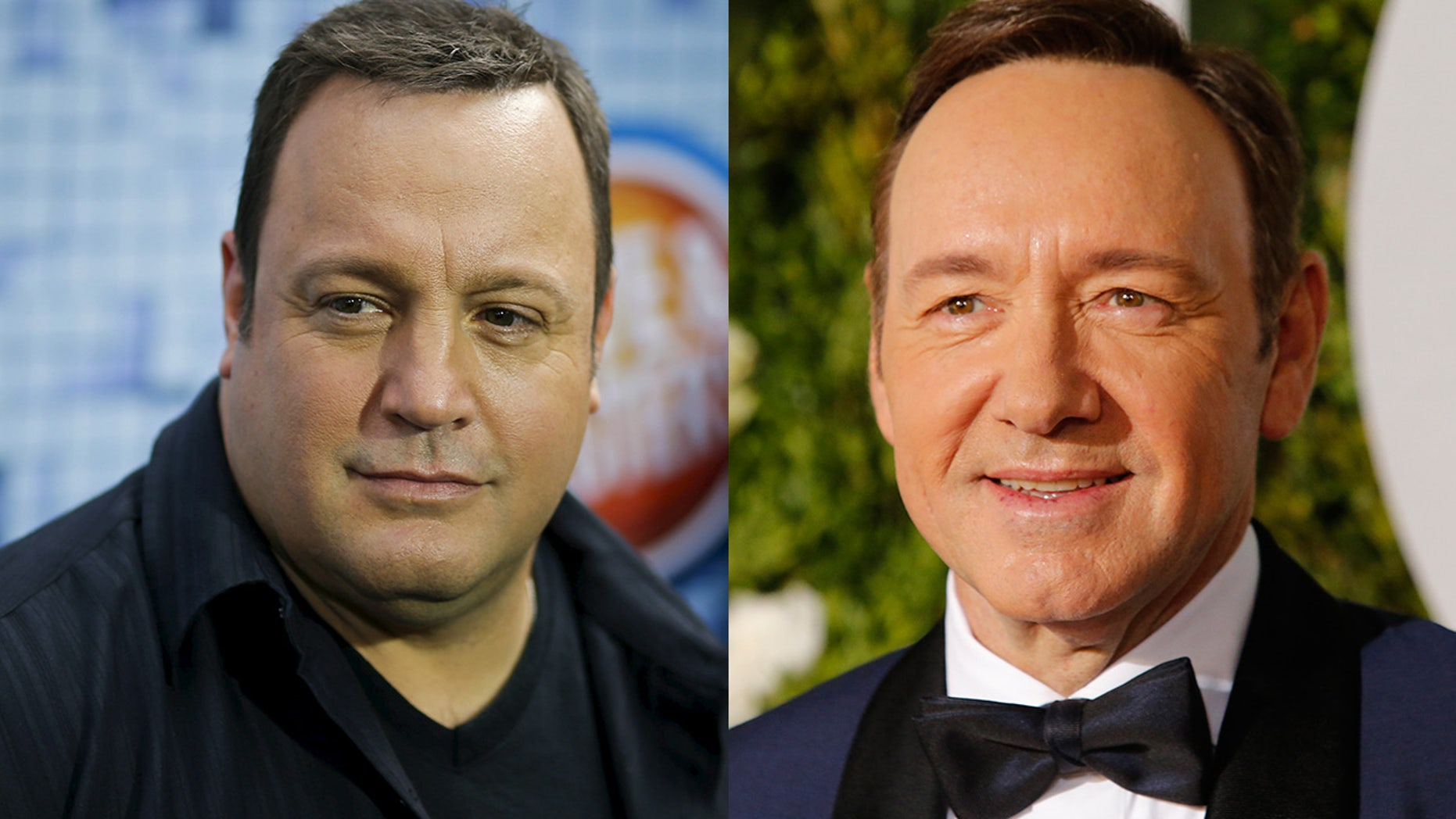 "Fans are asking for Kevin James, left, to replace Kevin Spacey on ""House of Cards."""