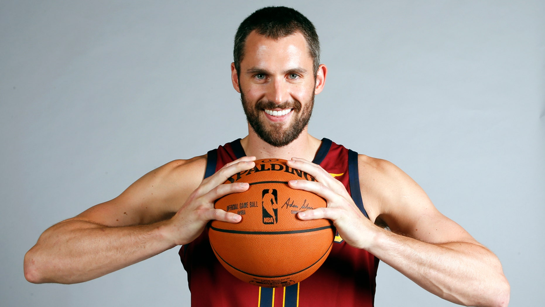 Love, 29, was traded to Cleveland from Minnesota in 2014.