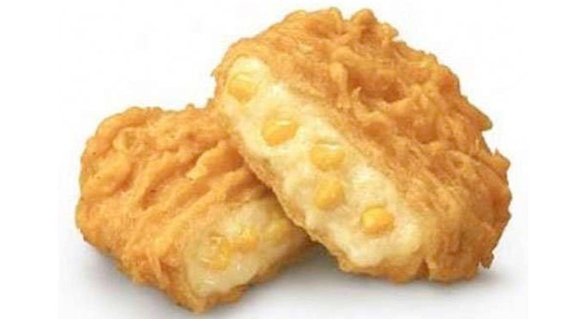 KFC is taking its popular corn soup deep frying it.