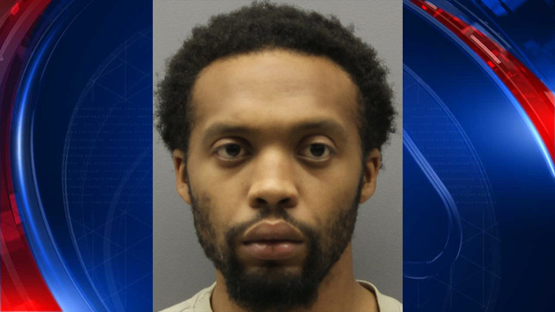 Khary Edwards was arrested Saturday.