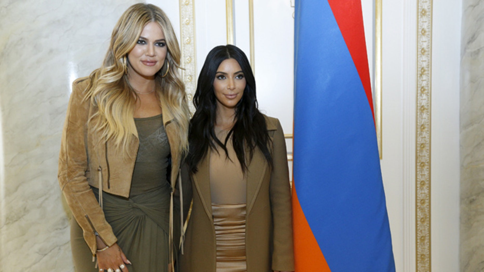 Khloe and Kim Kardashian have spoken out against the immigration ban.