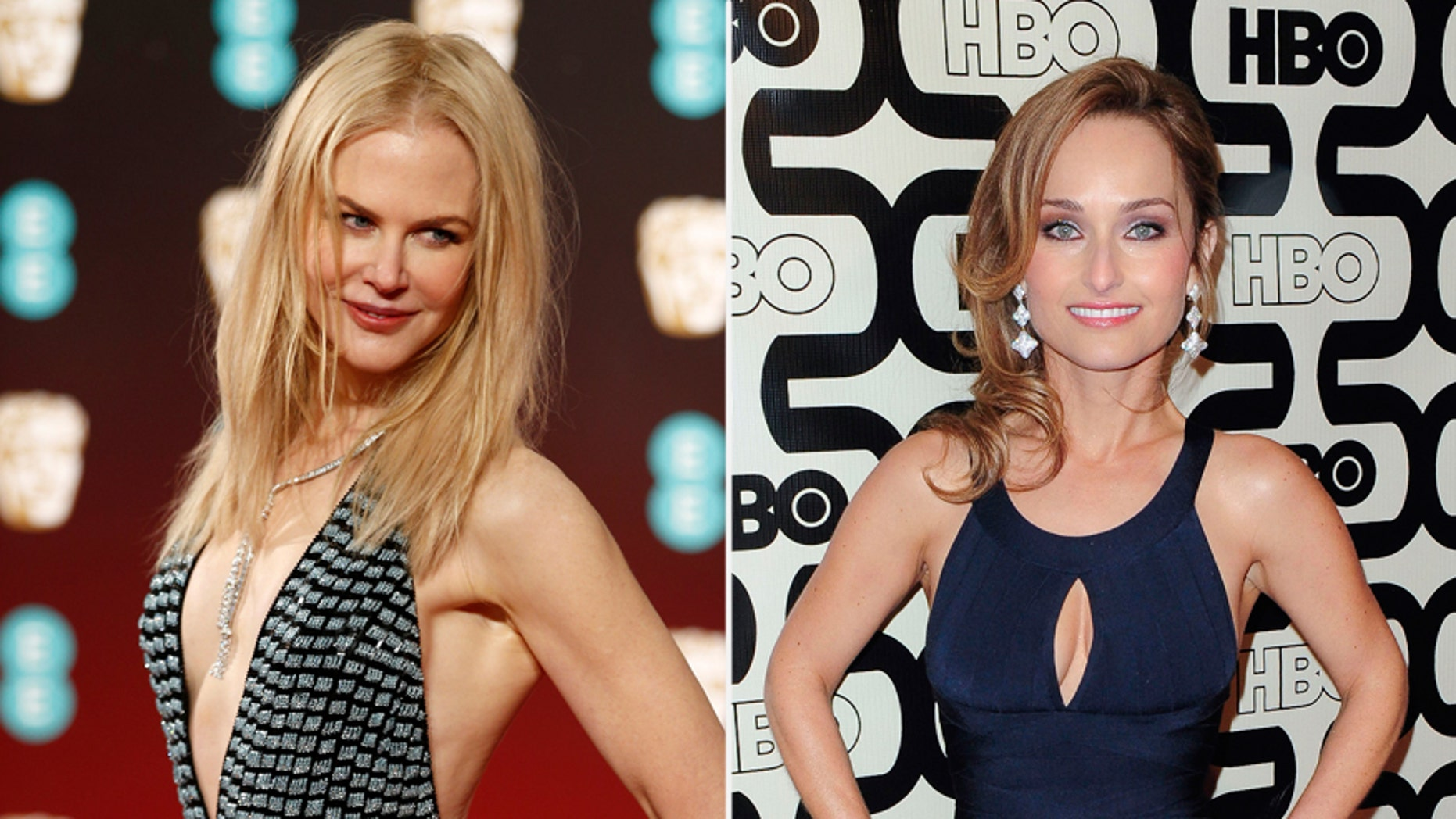 "Nicole Kidman was not impressed with Giada De Laurentiis' recipe demo on ""The Ellen DeGeneres Show."""