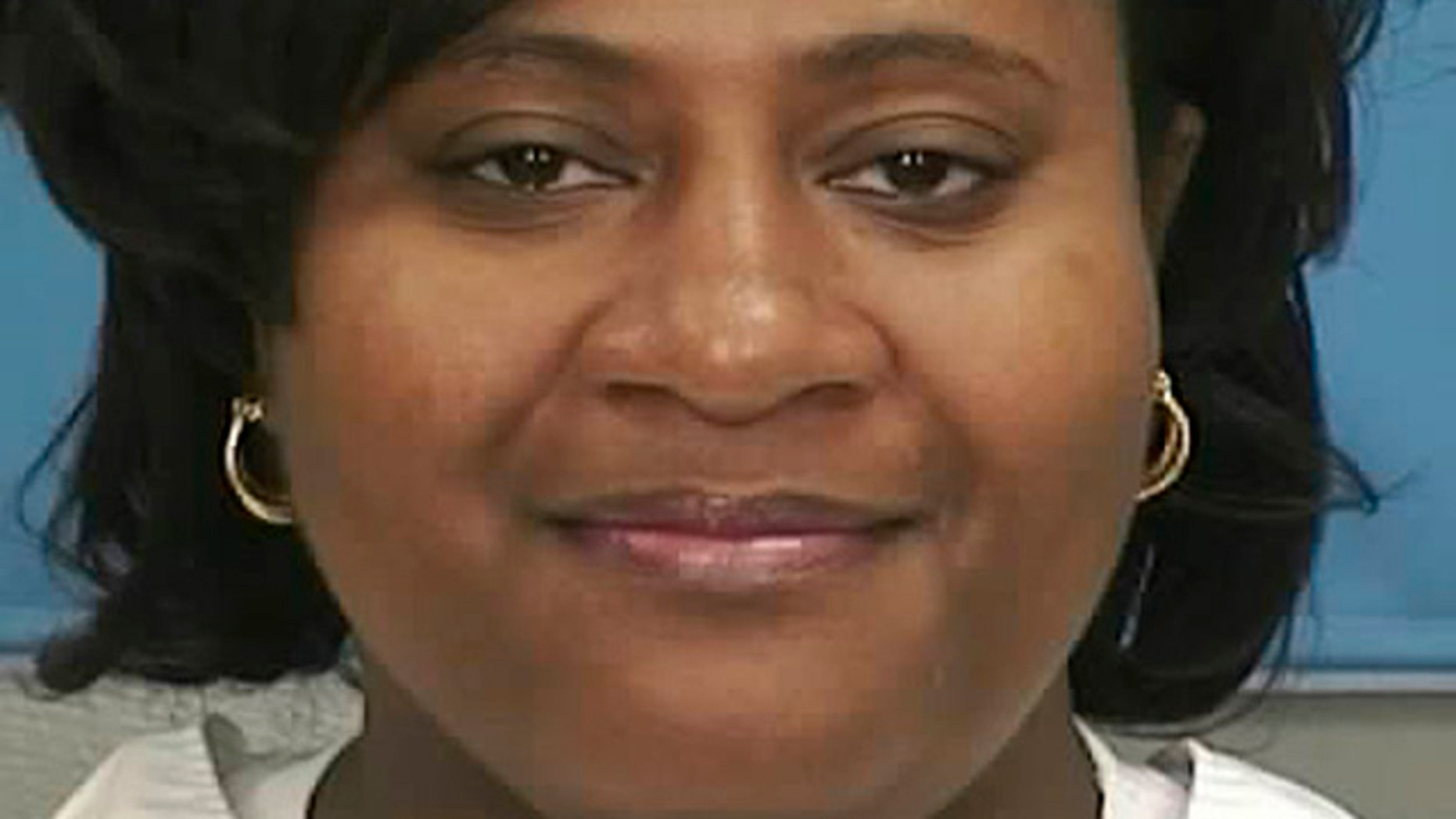 Aug. 21, 2010: This photo released by the Mississippi Department of Corrections shows Jamie Scott, who, along with her sister Gladys Scott, had their life sentences for a 1993 robbery suspended Wednesday by Mississippi Gov. Haley Barbour. Jamie and Gladys Scott were freed from a state prison just east of Jackson, Miss., on Friday as part of a deal to suspend their life sentences for armed robbery. (AP)