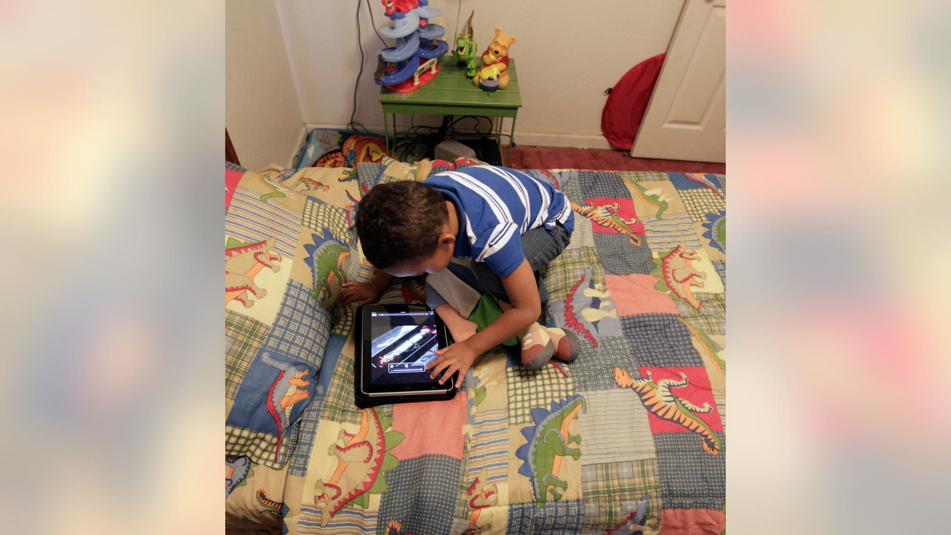 How to give your kids a cool new room on the cheap. (AP Photo/Gerald Herbert)