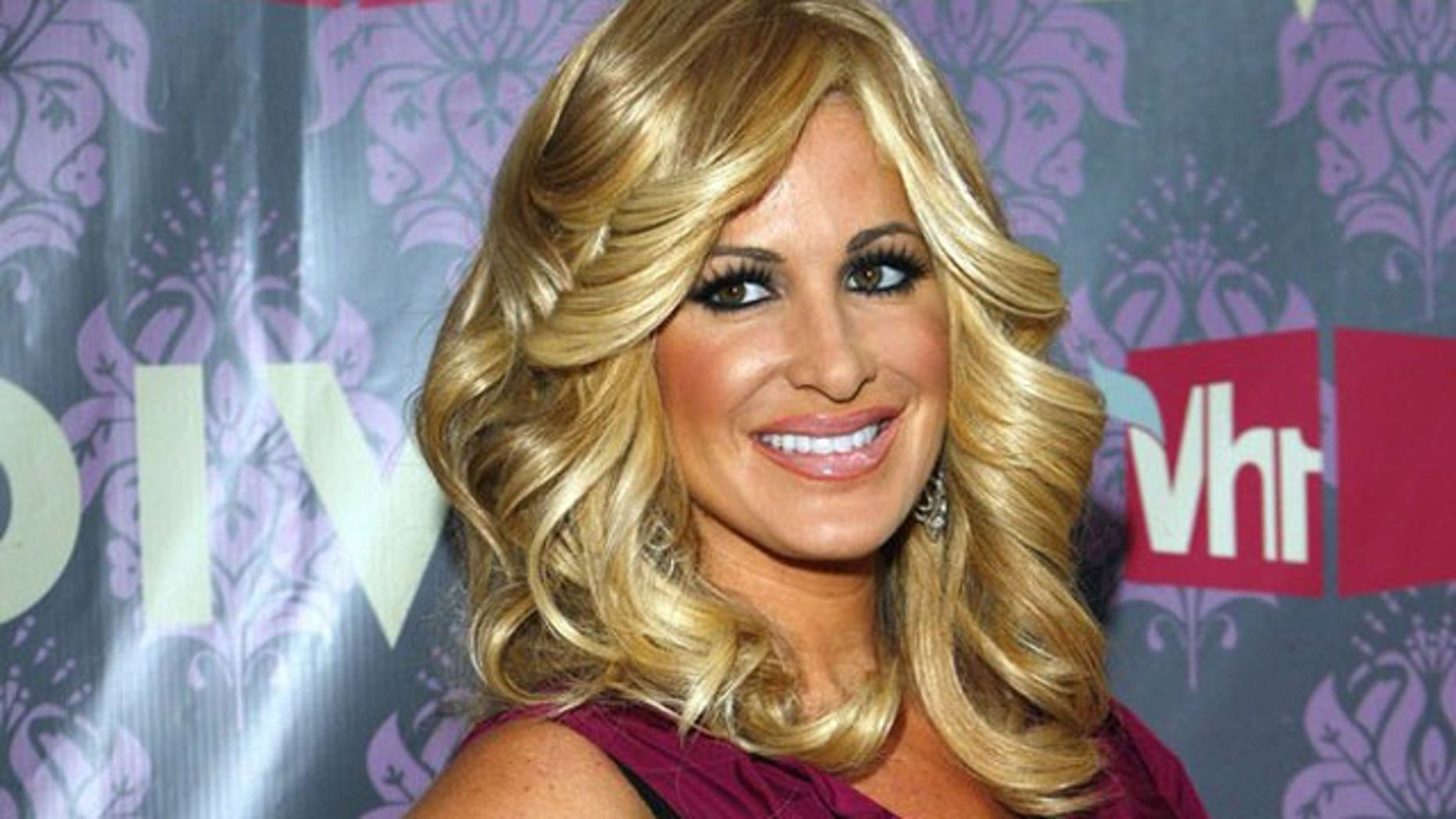 'Real Housewives of Atlanta' star Kim Zolciak (Reuters)