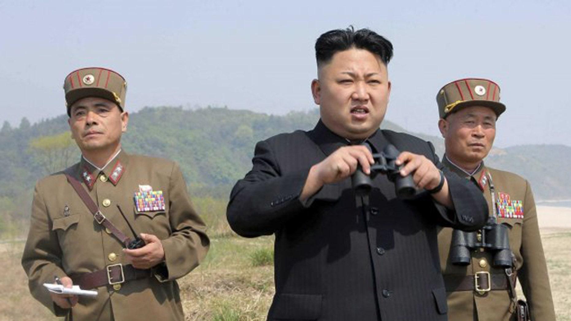 Some nerve: North Korean dictator Kim Jong Un's repressive regime is criticizing the CIA for its enhanced interrogation tactics. (Reuters)