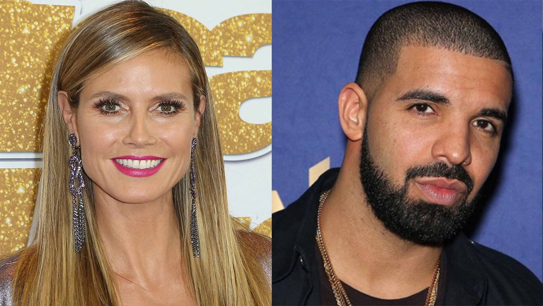 Heidi Klum revealed that she turned down Drake for a date.