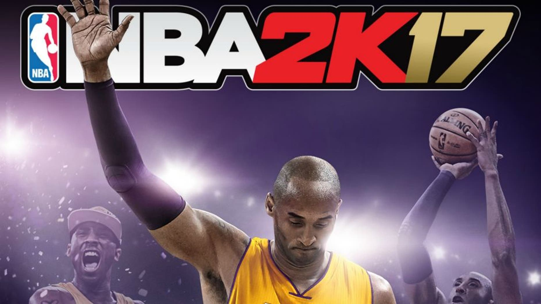 quality design 67314 4da48 NBA 2K honors Kobe Bryant with 2K17 Legend Edition