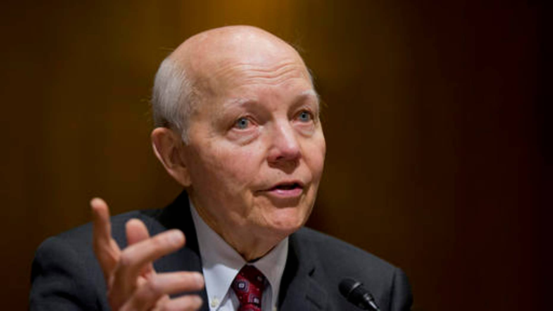 FILE -- IRS Commissioner John Koskinen
