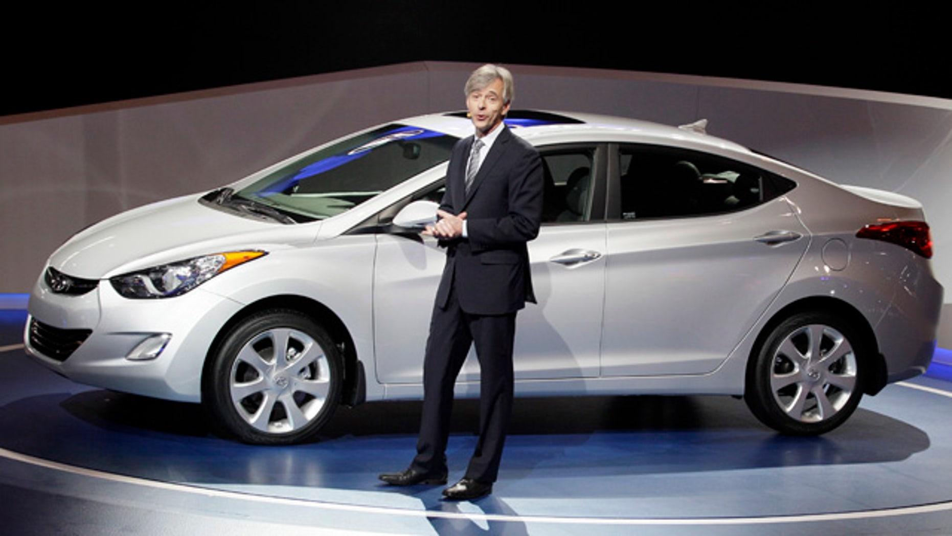 Hyundai CEO says 'no' to trucks, 'yes' to large cars | Fox News