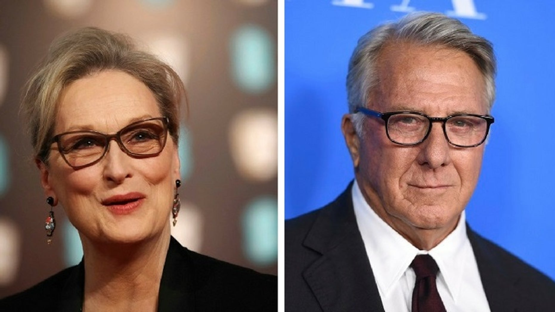 """Meryl Streep said a resurfaced interview she did with Time in 1979 was """"not an accurate rendering of that meeting"""" between her and Dustin Hoffman."""