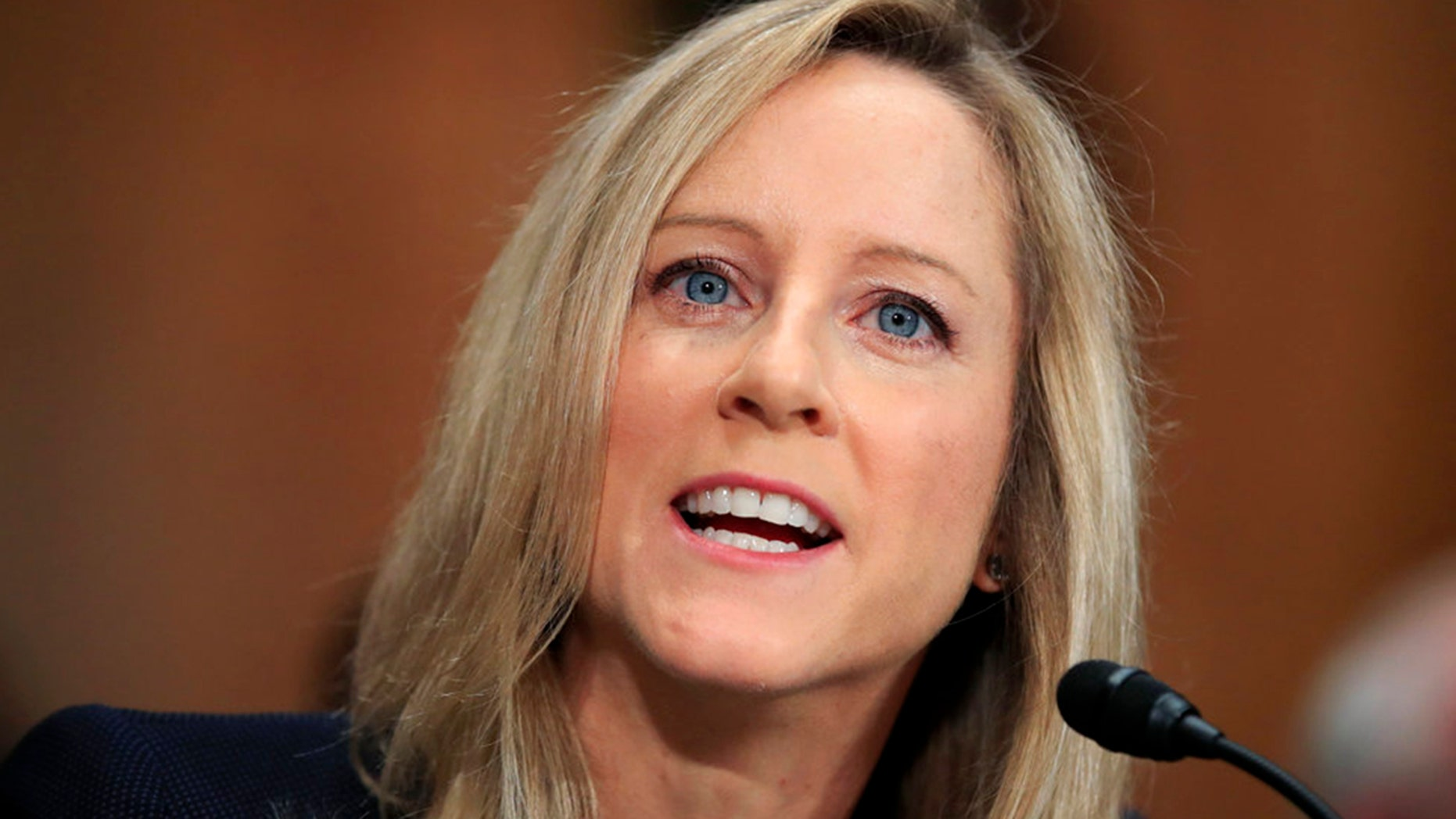 The Senate Banking Committee approved Kathy Kraninger as director of the CFPB.