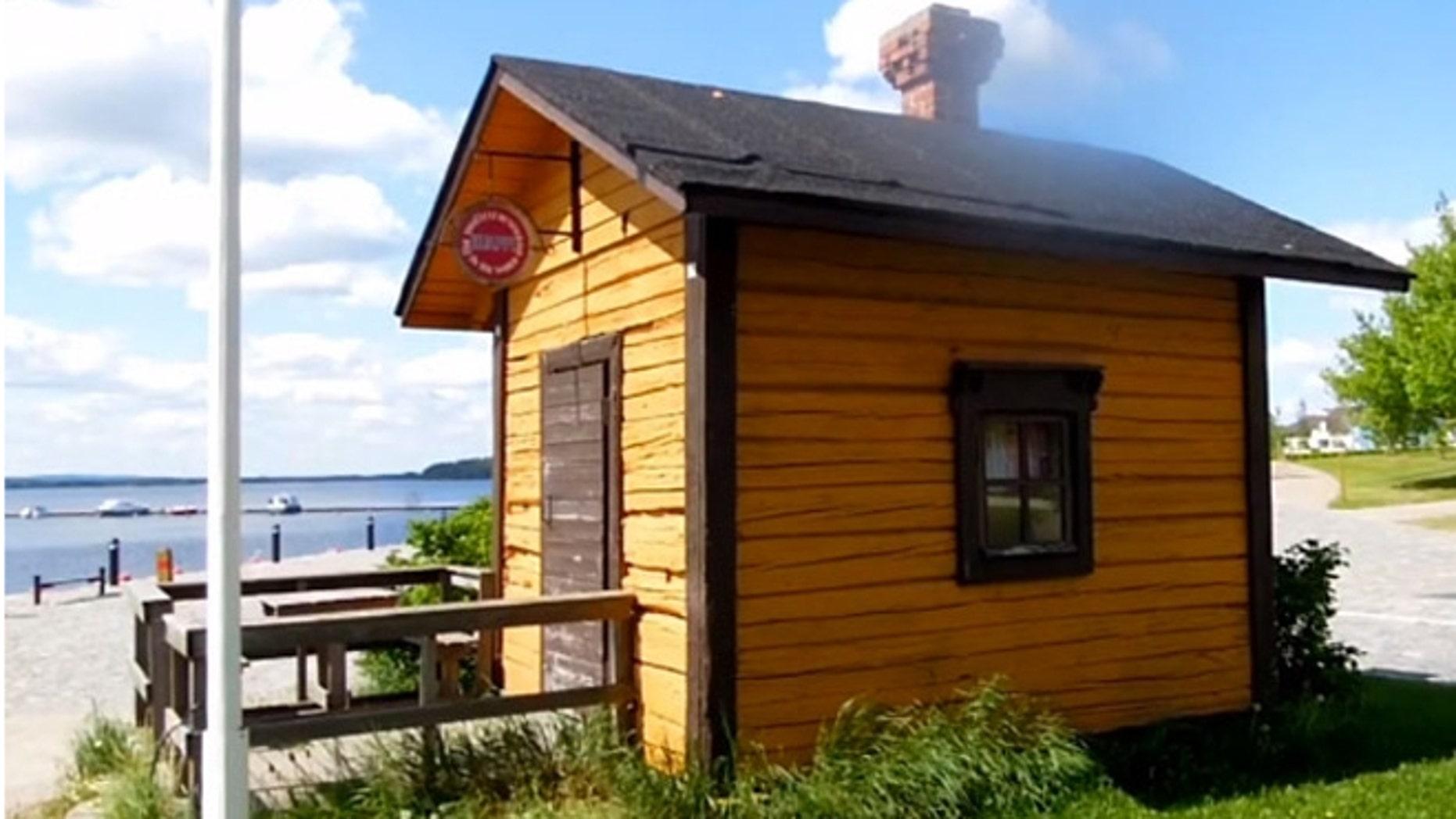 Kuappi, Iisalmi, Finland