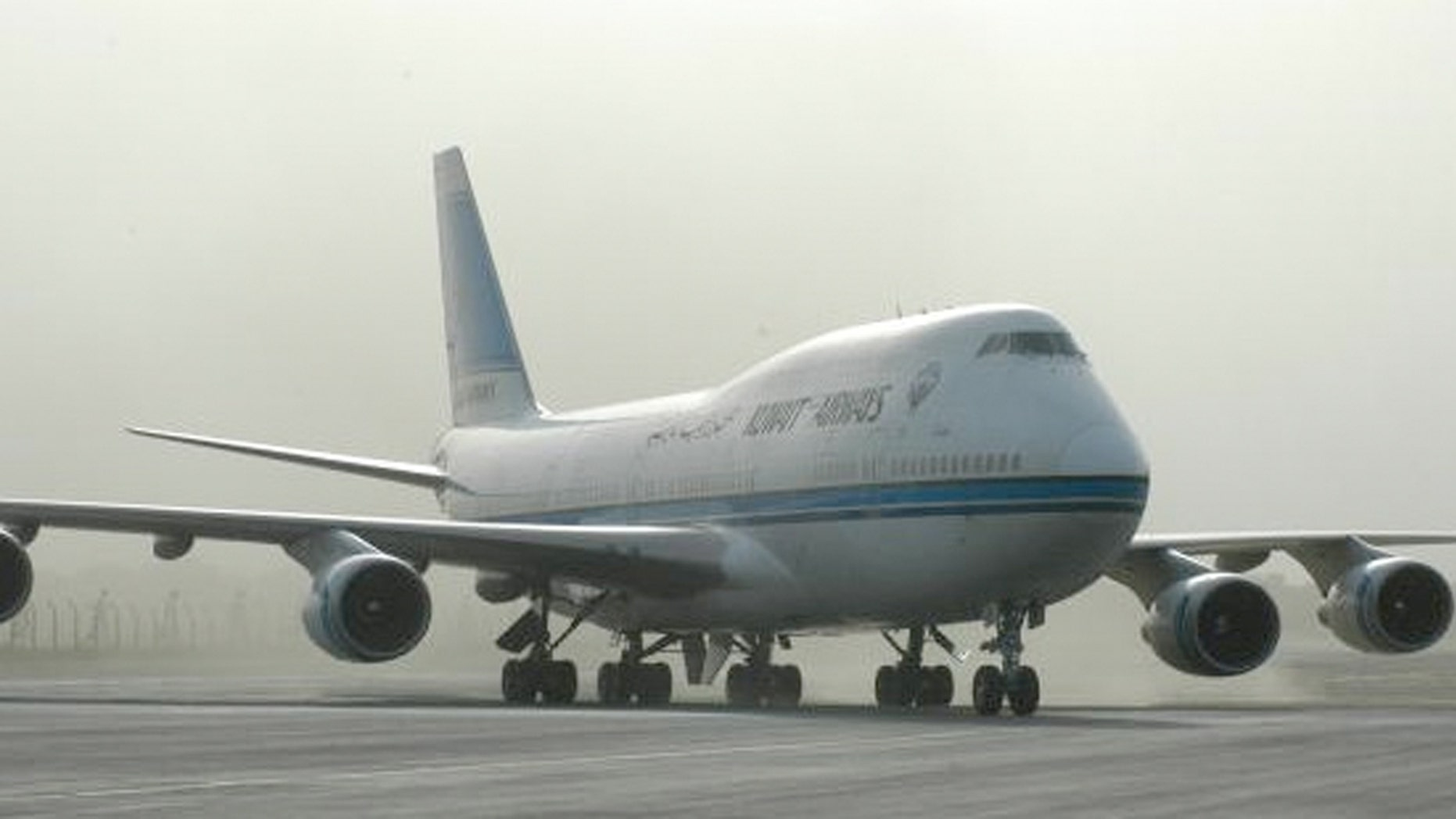 The US DOT says that Kuwait Airways is in violation by refusing to transport Israeli citizens to and from the U.S. and a third country that accepts Israeli citizens.