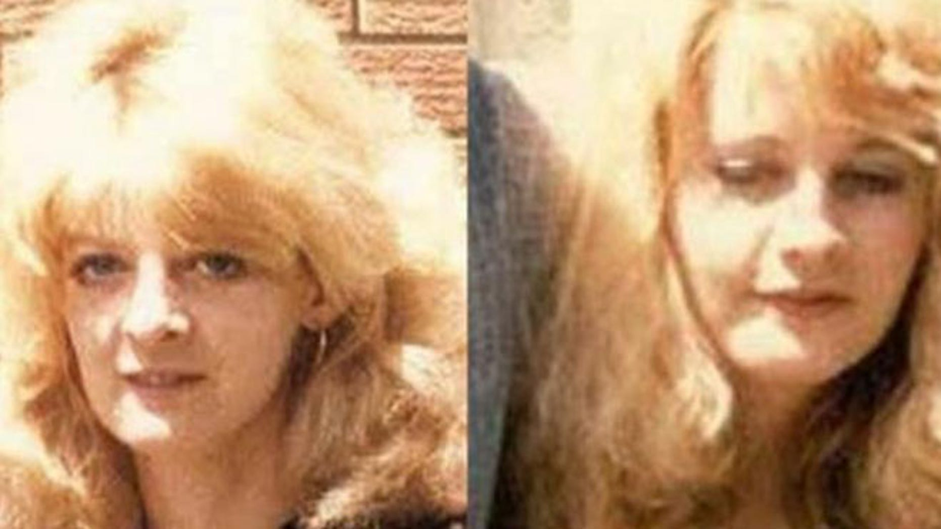 Anna and Kym Hakze in photos taken before their disappearance in Canada 30 years ago (Lethbridge Police)