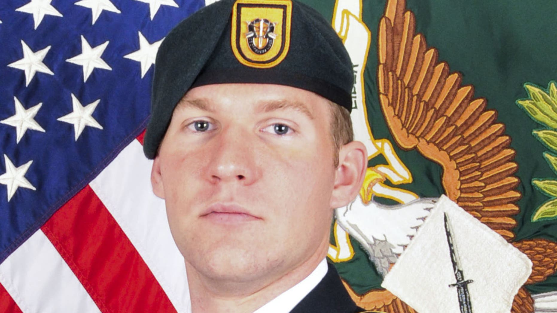 Army Staff Sgt. Matthew Thompson.