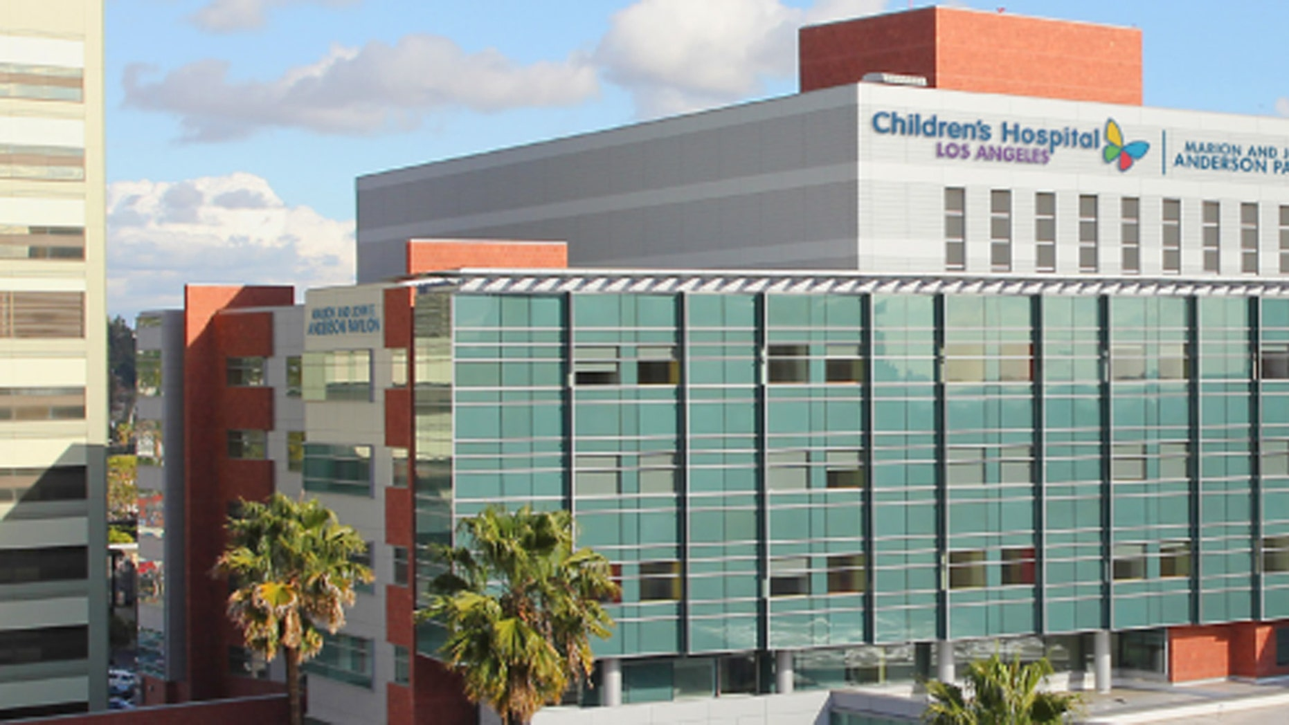 (Credit: Children's Hospital Los Angeles)