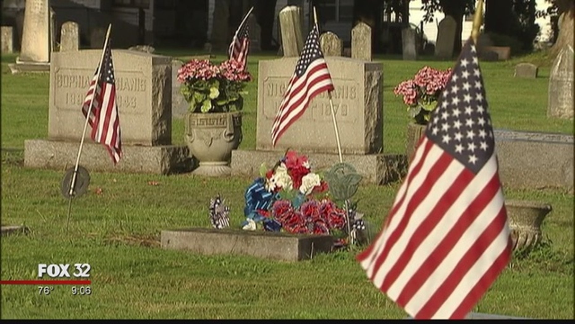 Patton Cemetery.