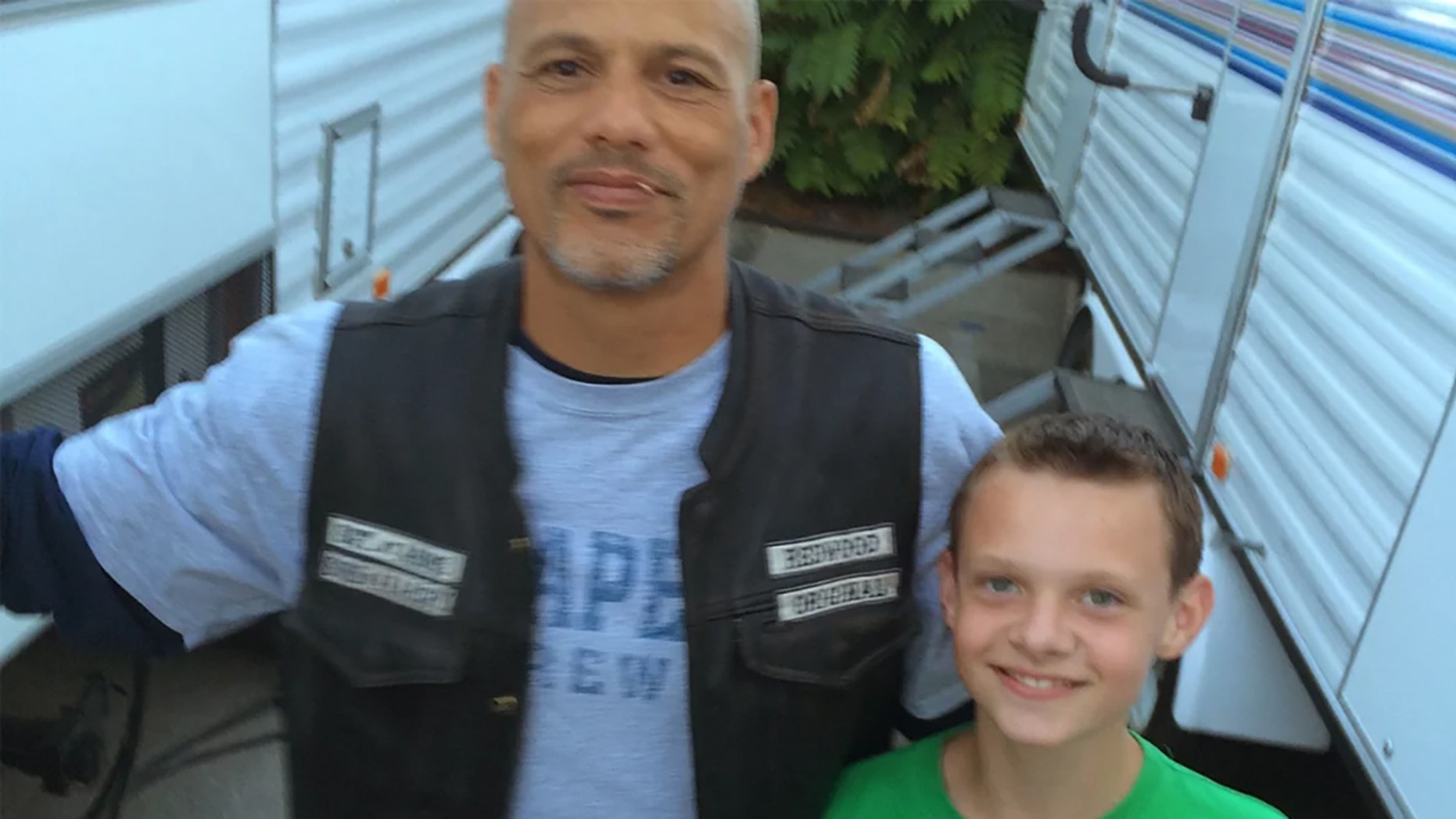 """""""Sons of Anarchy"""" actor David Labrava announced Wednesday that his 16-year-old son, Tycho, committed suicide after suffering from depression."""