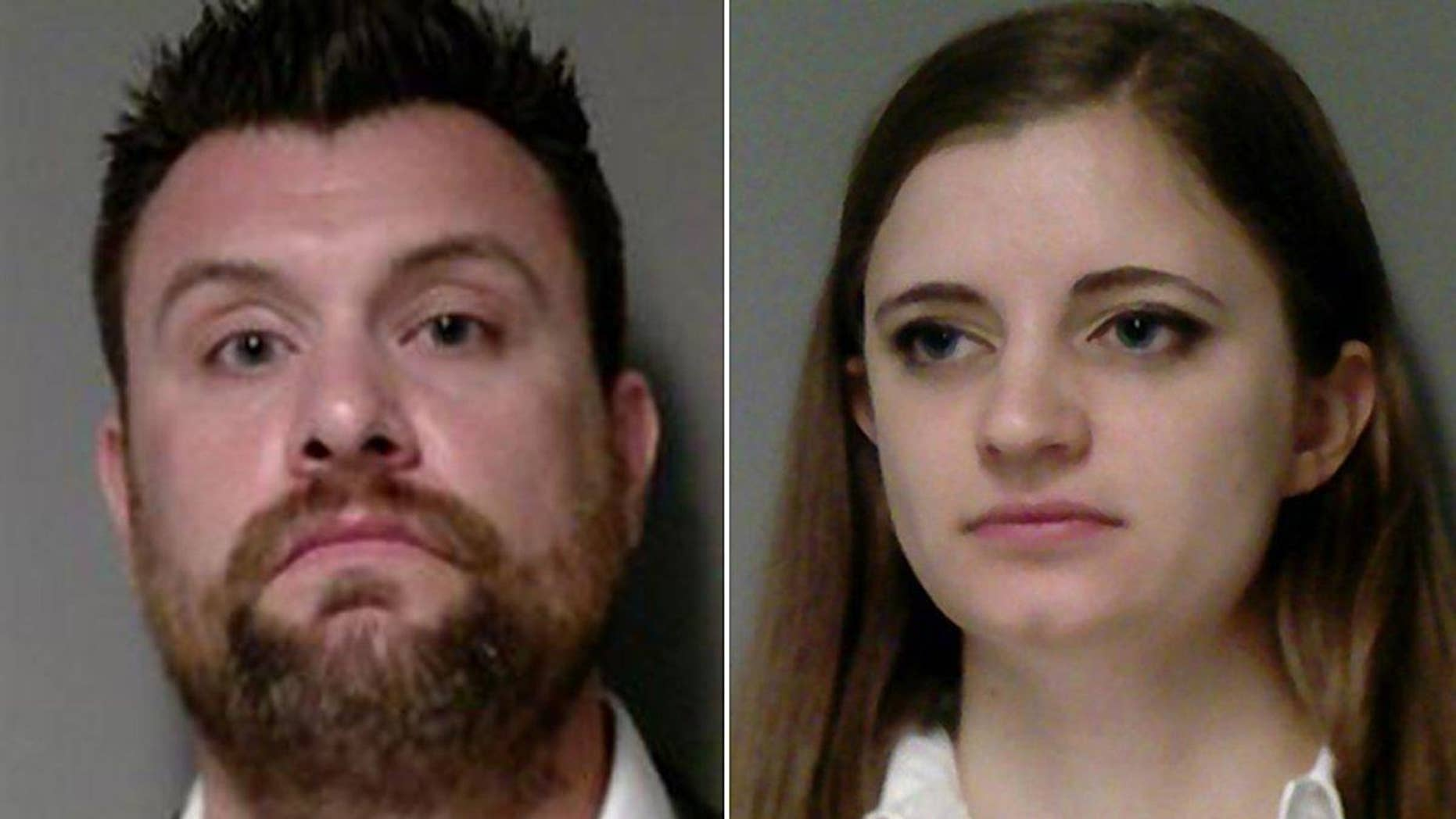 Joshua Piland, 36, and Rachel Joy Piland, 30, were charged with involuntary manslaughter.