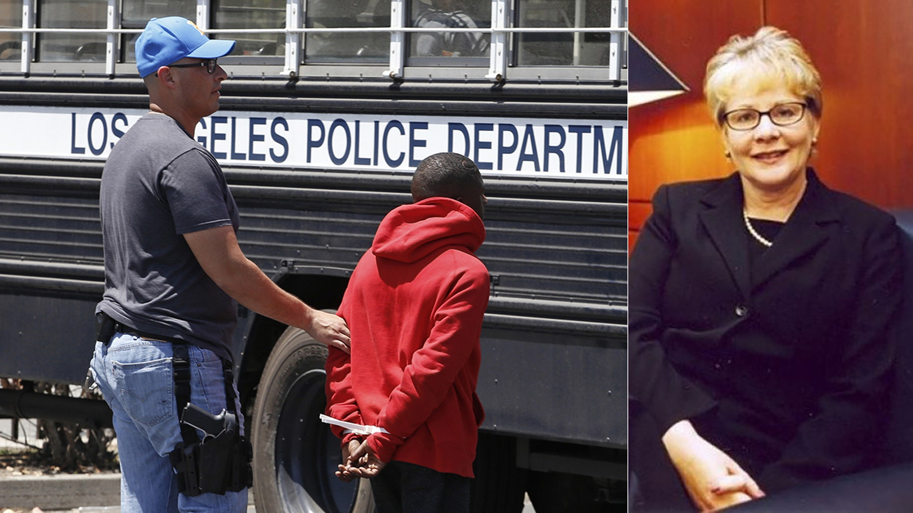 Los Angeles has been precluded from enforcing most of its '90s-era, contentious gang injunctions, a federal judge has ruled.