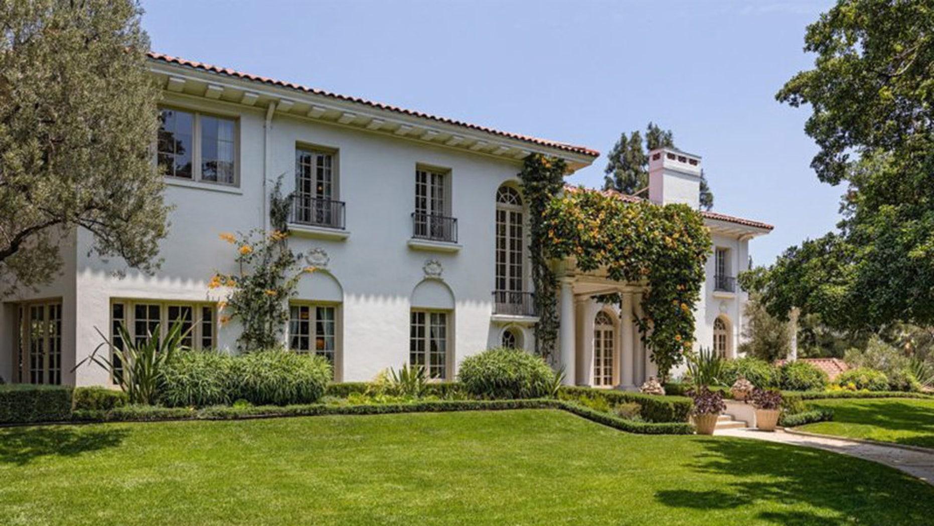 Cecil B. DeMille's Loz Feliz estate has found a buyer.